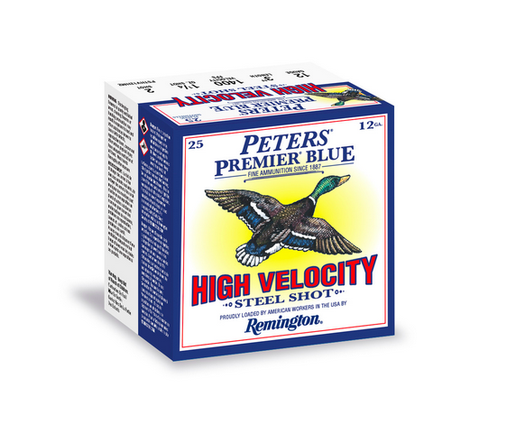 peters high velocity steel shot